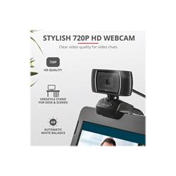 Trust Webcam Doba 2-in-1 home office set - webcam 24036trs