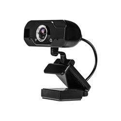 Lindy Webcam Full hd 1080p webcam with microphone - webcam 43300