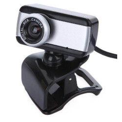 Nilox Webcam HD con microfono 480P/30FPS - 1.8 MT USB