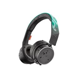Plantronics Cuffie con microfono Backbeat fit 500 headset teal ww