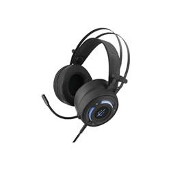 Atlantis by Nilox Cuffie Gaming Cuffia gaming 7.1 vibration led