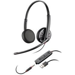 Plantronics Cuffie con microfono Blackwire 5220 C5220 USB-A (BULK) WW