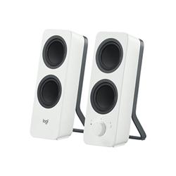 Logitech Casse acustiche Z207 bluetooth  white