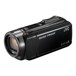 JVC Videocamera Everior - camcorder - konica minolta - storage: scheda flash gz-r401beu