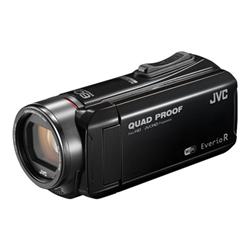 JVC Videocamera Everior - camcorder - konica minolta - storage: scheda flash gz-rx601beu