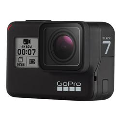 GOPRO Action cam HERO7 Black 4K