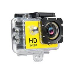 Hamlet Exagerate skuba action cam - action camera xcam720hd