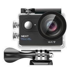 ONEGEARPRO Action cam Next Travel Full HD Nera