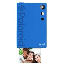 Polaroid Fotocamera istantanea Mint fotocamera + stampante colore Blu