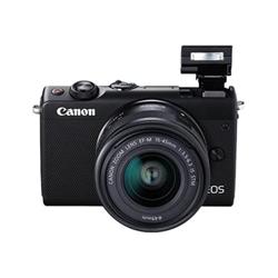 Canon Fotocamera Eos m100 - fotocamera digitale obiettivo ef-m 15-45 mm is 2209c012aa