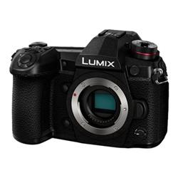Panasonic Fotocamera Lumix g dc-g9 - fotocamera digitale solo corpo dc-g9eg-k