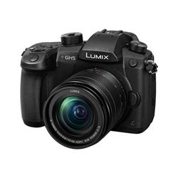Panasonic Fotocamera Lumix g dc-gh5m - fotocamera digitale lente 12-60mm dc-gh5meg-k