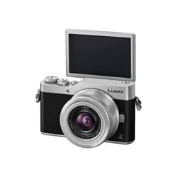 Panasonic Fotocamera Lumix g dc-gx800k - fotocamera digitale obiettivo 12-32mm dc-gx800kegs