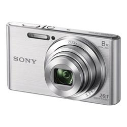 Sony Fotocamera Cyber-shot dsc-w830 - fotocamera digitale dscw830s.ce3