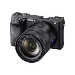 Sony Fotocamera A6300 ilce-6300l - fotocamera digitale obiettivo da 16-50mm ilce6300lb.cec