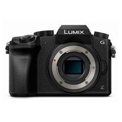 Panasonic Fotocamera Lumix g dmc-g7 - fotocamera digitale solo corpo dmc-g7eg-k