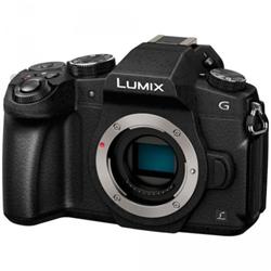 Panasonic Fotocamera Lumix g dmc-g80 - fotocamera digitale solo corpo dmc-g80eg-k