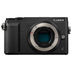 Panasonic Fotocamera Lumix g dmc-gx80 - fotocamera digitale solo corpo dmc-gx80eg-k