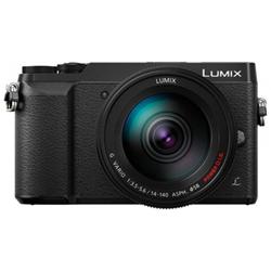Panasonic Fotocamera Lumix g dmc-gx80h - fotocamera digitale lente 14-140mm dmc-gx80hegk