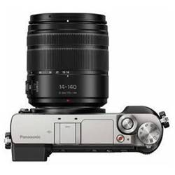 Panasonic Fotocamera Lumix g dmc-gx80h - fotocamera digitale lente 14-140mm dmc-gx80hegs