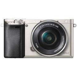 Sony Fotocamera A6000 ilce-6000l - fotocamera digitale obiettivo da 16-50mm ilce6000ls.cec