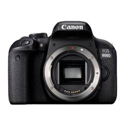 Canon Fotocamera reflex Eos 800d - fotocamera digitale lente ef-s is stm da 18-55 mm 1895c002