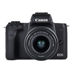 Canon Fotocamera Eos m50 - fotocamera digitale obiettivo ef-m 15-45mm is stm 2680c012