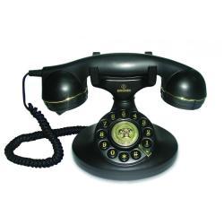 Brondi Telefono fisso VINTAGE 10 BLACK