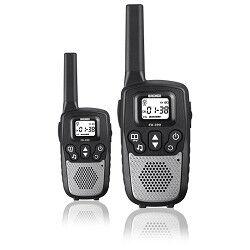Brondi Walkie-talkie FX-390 Nero-Silver portata 10Km