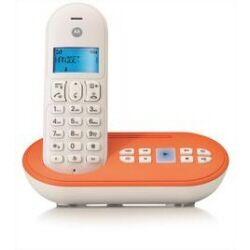 Motorola Telefono fisso T1111 Orange