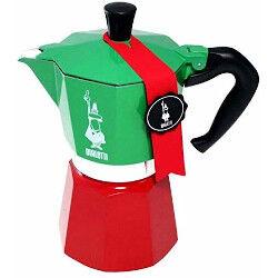 Bialetti Caffettiera La Mokina Tricolore 1 tazza
