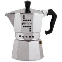 Bialetti Macchina da caff� Junior 2tz alluminio