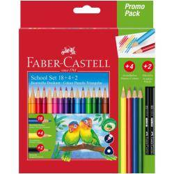 Faber Castell School set 201597