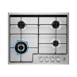 Electrolux Piano cottura EGS6434X Gas 4 Zone cottura