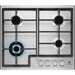 Electrolux Piano cottura EGS6436X Gas 4 Zone cottura
