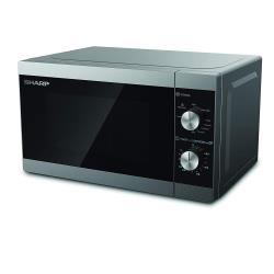 Sharp Forno a microonde YC-MG01ES Con grill 20 Litri 800 W