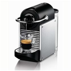 De Longhi Macchina da caff� Nespresso Pixie EN125.S Silver