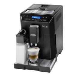De Longhi Macchina da caffè De'Longhi Eletta Cappuccino ECAM 44.660.B Nero Caffè macinato, Chicchi di caffè