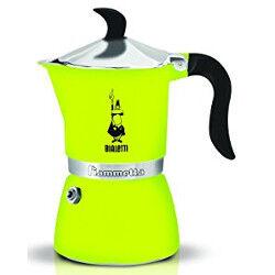 Bialetti Macchina da caffè Fiammetta 1tz fluo lime