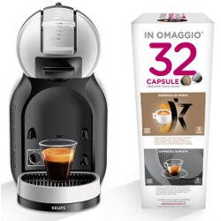 Krups Macchina da caffè NESCAFÉ Dolce Gusto Mini Me KP123 + 32 capsule