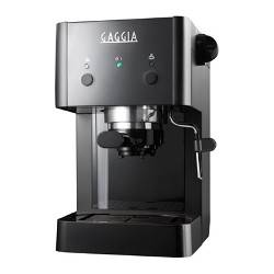 Gaggia Macchina da caffè Gran GG2016 Nero Caffè macinato
