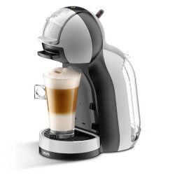 Krups Macchina da caffè Mini Me KP123B Nero, Argento Capsule