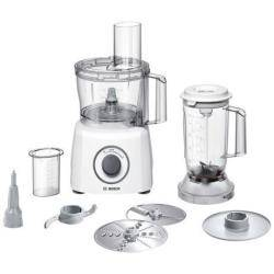 Bosch Robot da cucina MultiTalent 3 MCM3200W 800 W 2.3 Litri Grigio, bianco