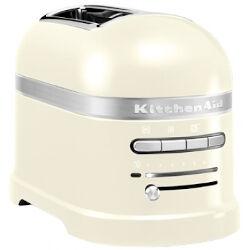 KitchenAid Tostapane ARTISAN a 2 scomparti 5KMT2204 Crema