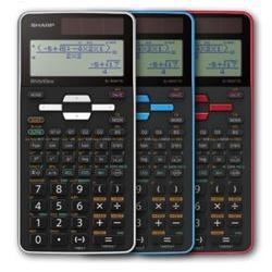 Sharp Calcolatrice Writeview el-w531tg - calcolatrice scientifica sh-elw531tgwh