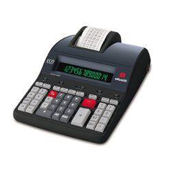 Olivetti Calcolatrice Logos 914t - calcolatrice scrivente con stampa b5898