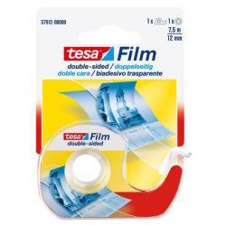 Tesa Nastro film - dispenser con nastro biadesivo 57912-00000-00