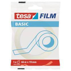 Tesa Nastro adesivo film basic nastro ufficio 58545-00000-00