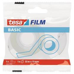 Tesa Nastro adesivo film basic nastro ufficio 58549-00000-00
