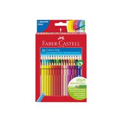 Faber Castell Faber-castell grip - pastello colorato 112442